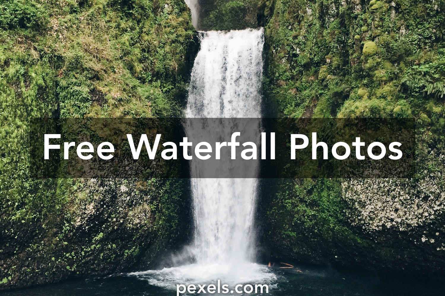 Waterfall Images · Pexels · Free Stock Photos.
