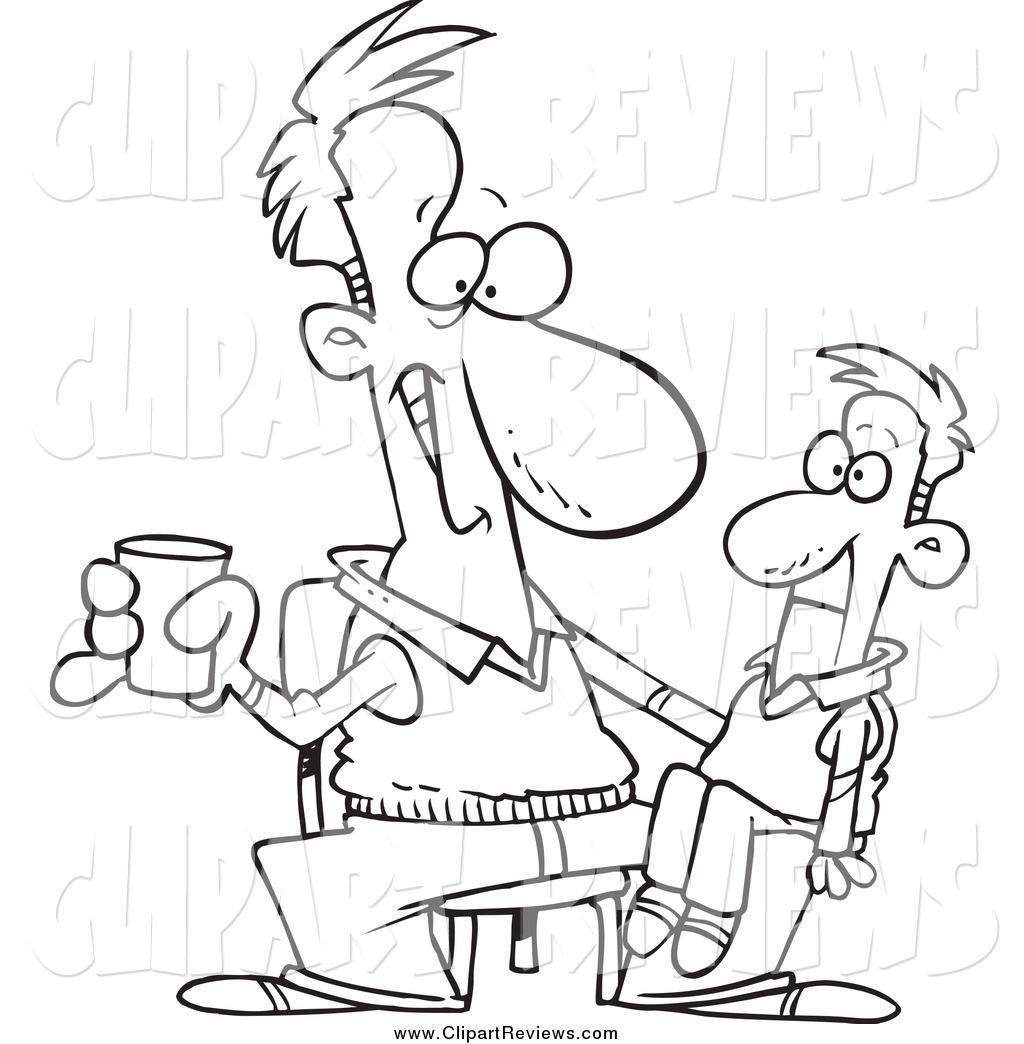 Lap Clipart Black And White Hd.