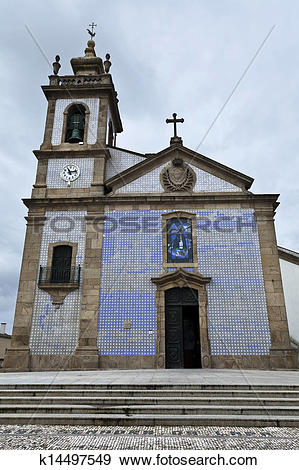 Stock Photograph of Lapa Church k14497549.