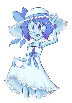 Lapis Lazuli Fan Art Steven Universe Clipart.