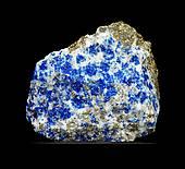 Stock Image of stone lapis lazuli k16032725.