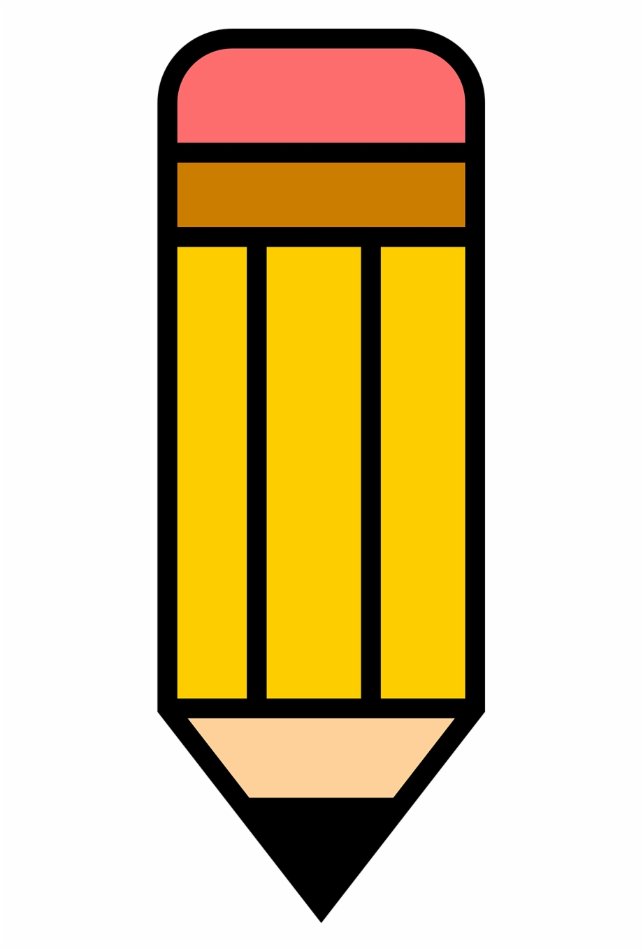 Icon Pencil Write Edit Draw Png Image.