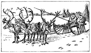 History for Children: FREE FRIDAY — Lapland Nomad Clip Art —.