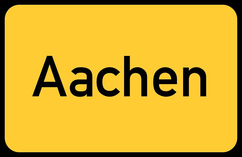 Free vector graphic: Aachen, Aix.