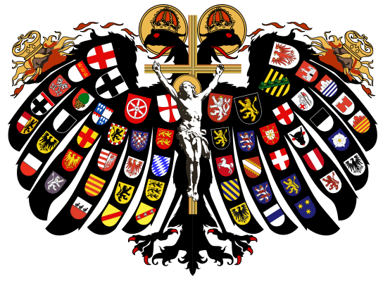 The Holy Roman Empire.