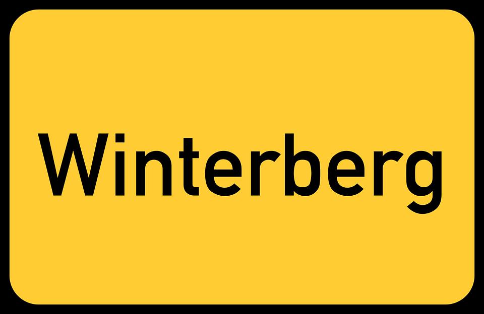 Free vector graphic: Spa, Winterberg.