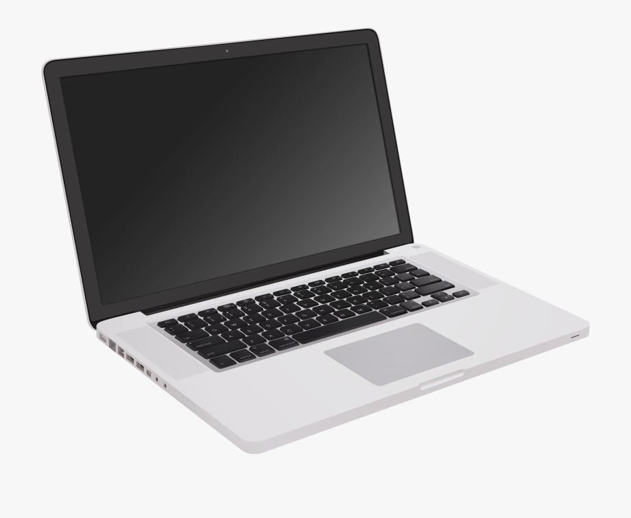 Macbook Notebook Computer Png Clipart.