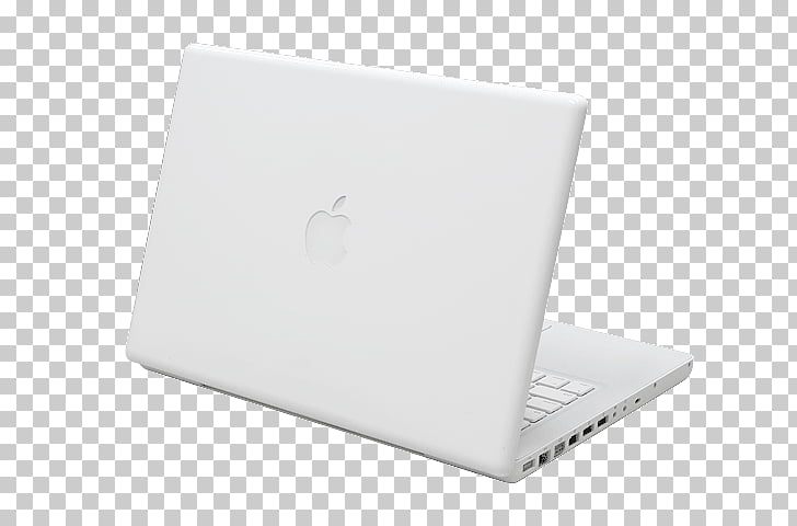 Netbook Laptop Wireless Access Points, Macbook back PNG.