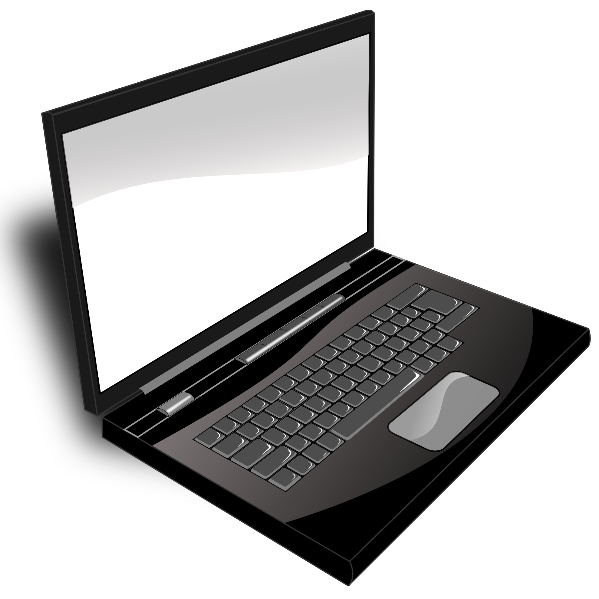Laptop Clipart Pictures.