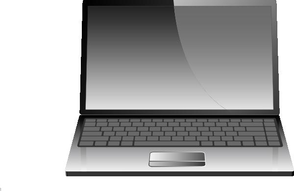 Computer Laptop Or Notebook Clip Art at Clker.com.