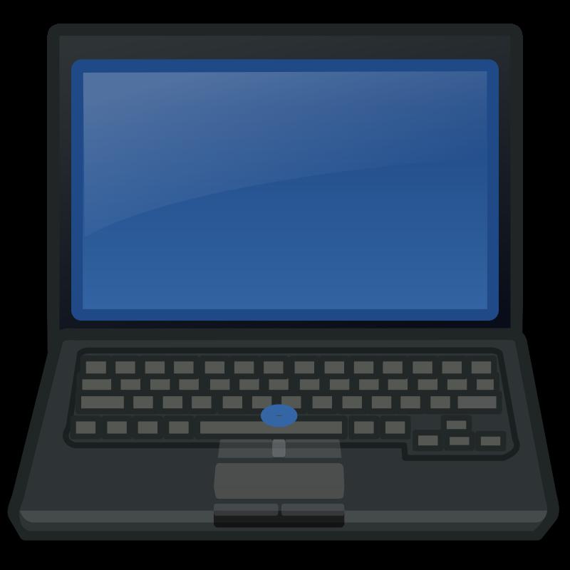 Laptop Computer Clipart.