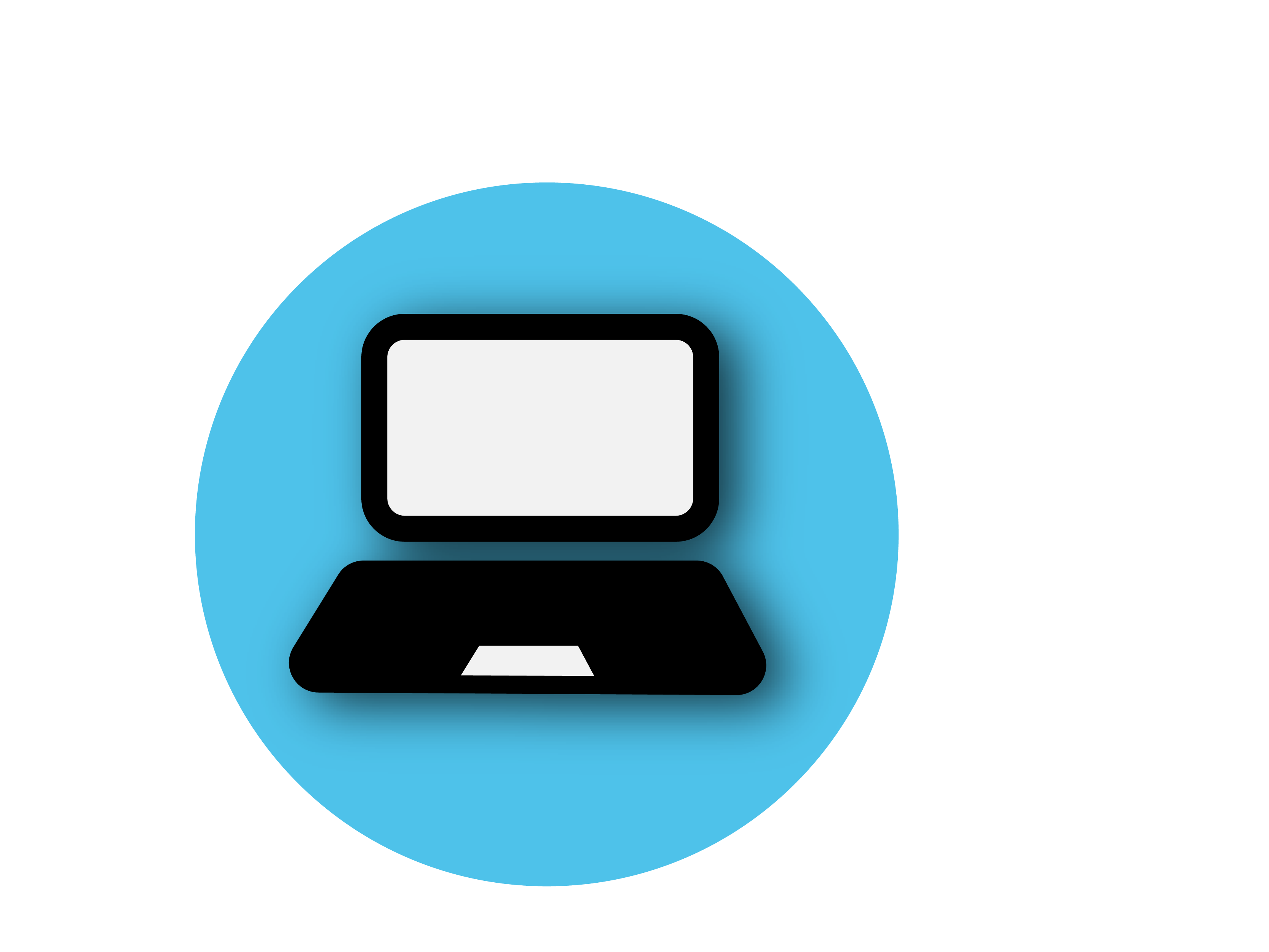 Download Laptop Symbol PNG Image for Free.