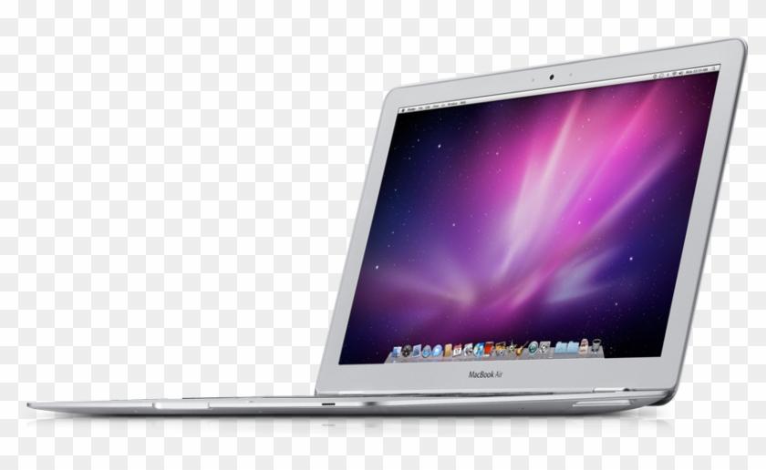 Mac Laptop Transparent Image.