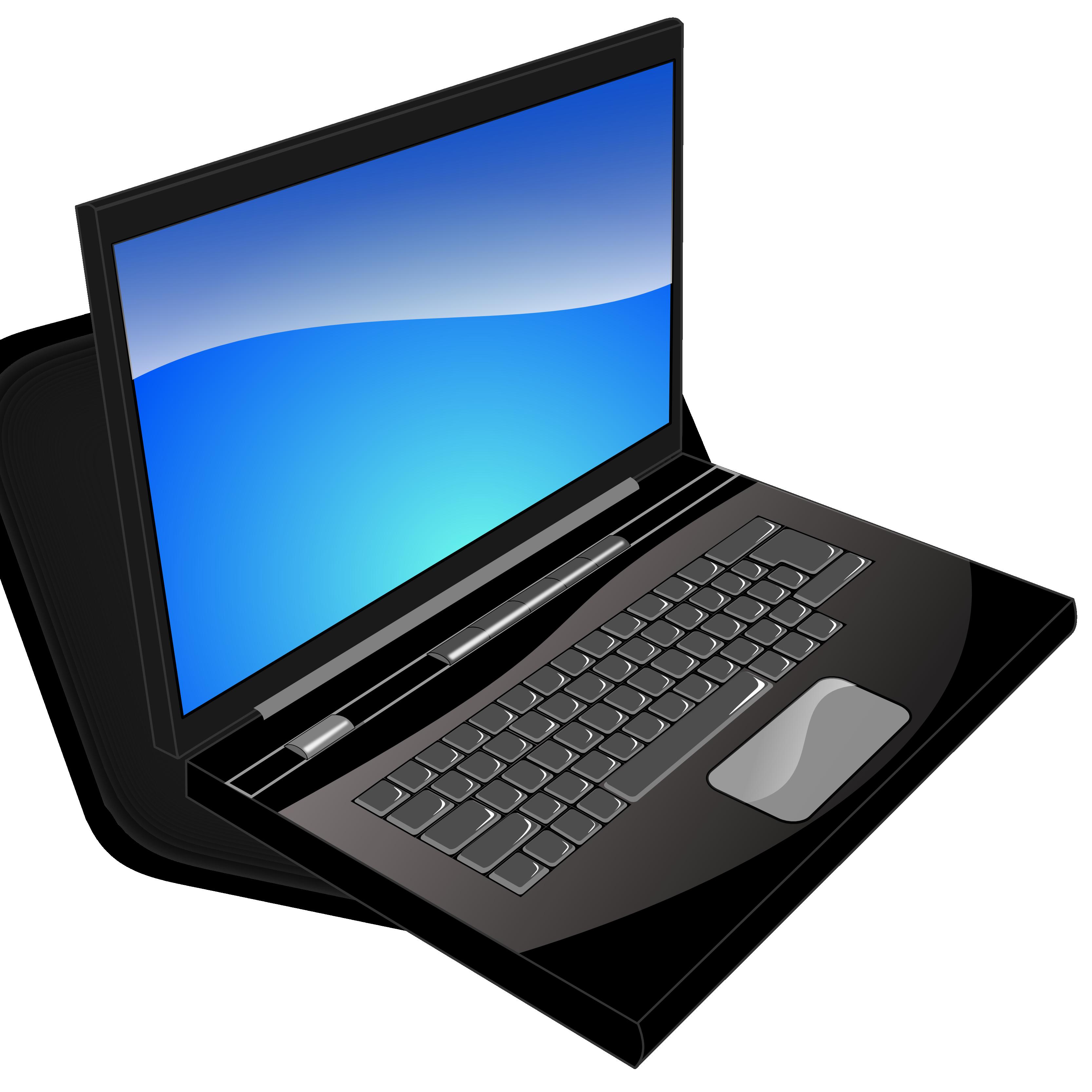 Laptop Png.