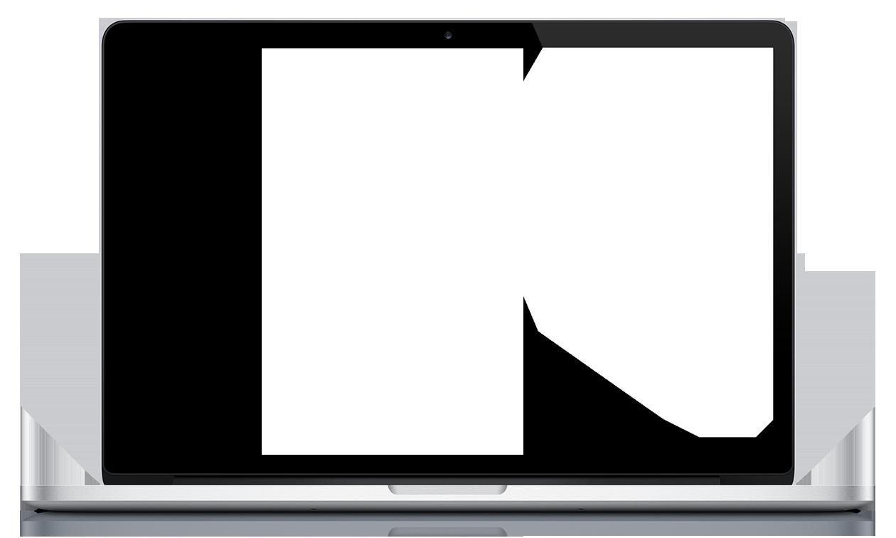 Laptop PNG Free Download.