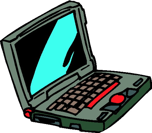 Laptops clip art 2.