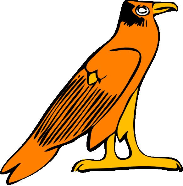 Pharoa Eagle Clip Art at Clker.com.