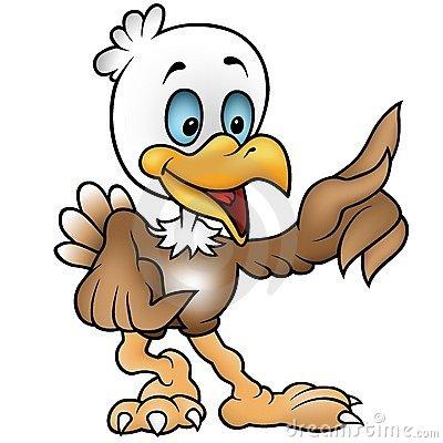 Little Eagle Stock Illustrations.