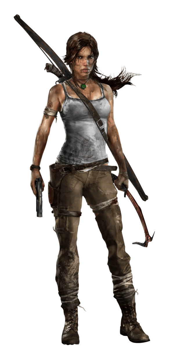 Lara Croft PNG, Tomb Rider PNG images free download.