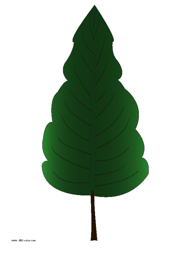 tree raster clipart.
