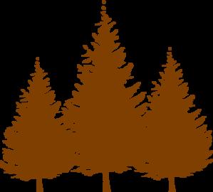 Brown Trees Clip Art at Clker.com.
