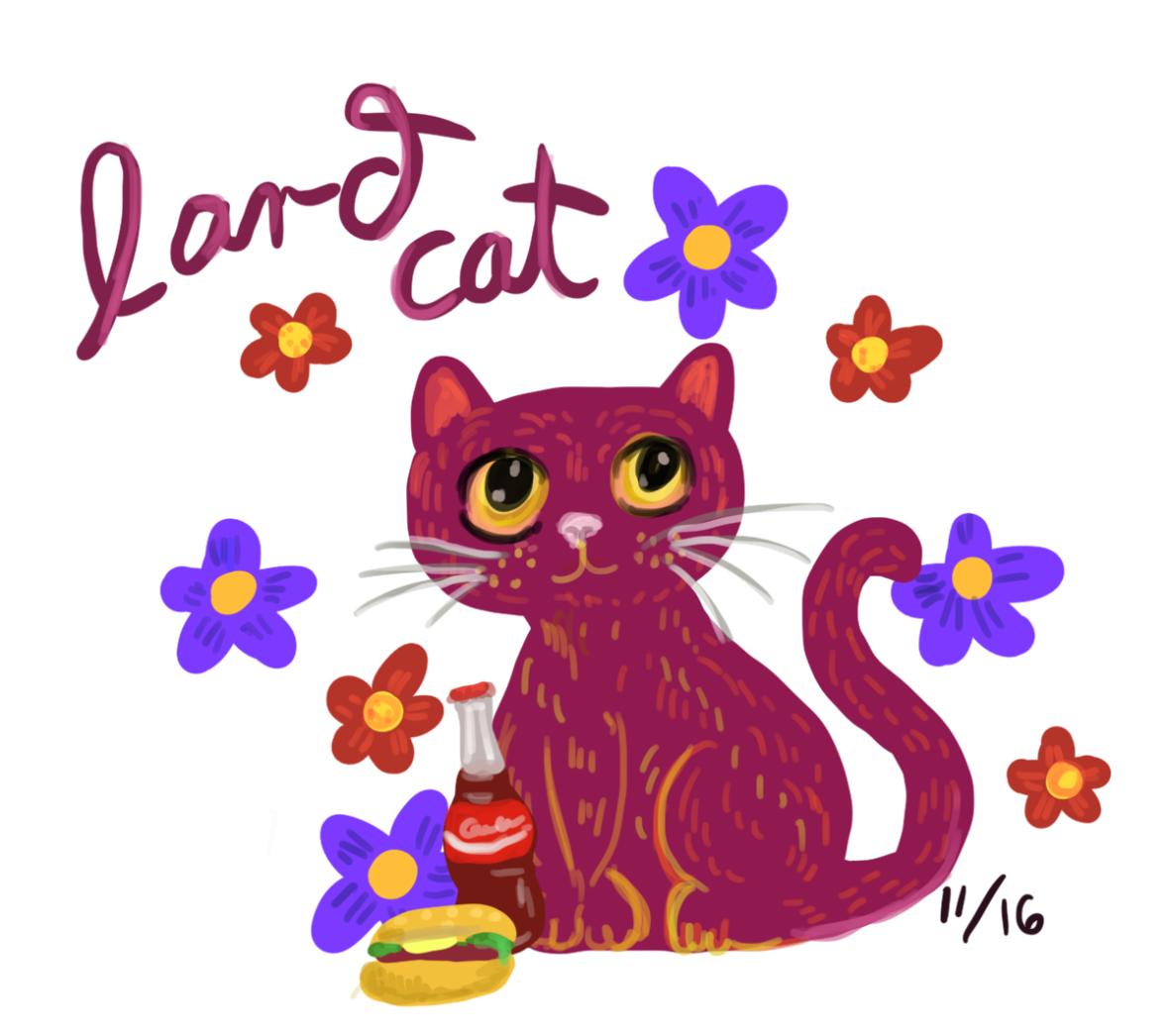 Lard Cat.