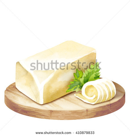 Butter Roll Stock Photos, Royalty.