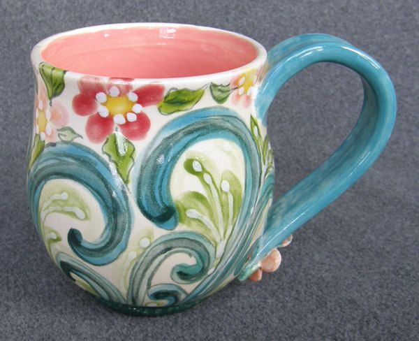 1000+ images about Paint Your Own Pottery Ideas on Pinterest.