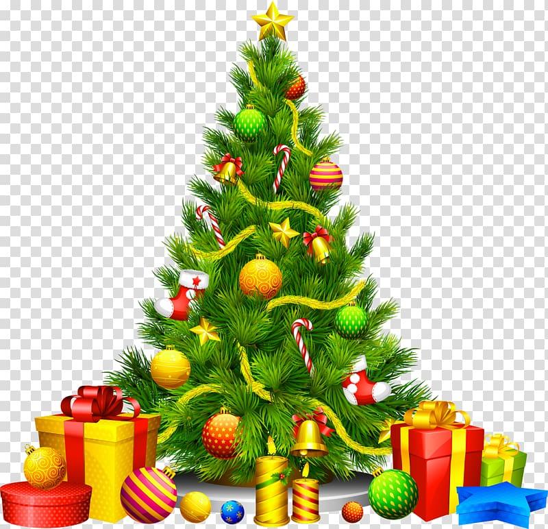 Christmas tree Christmas ornament , Large Christmas Tree.