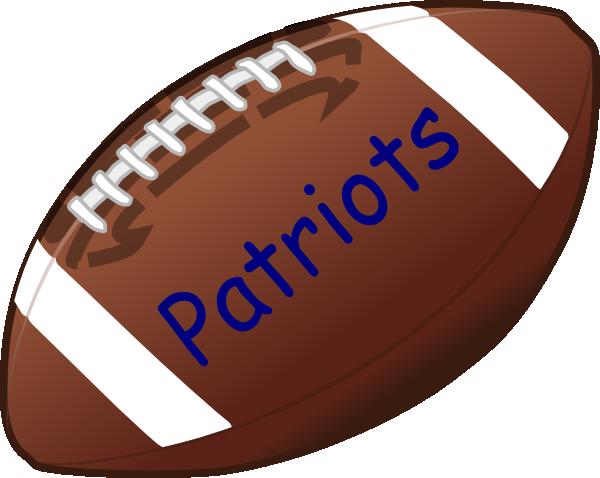 American Football Clip Art at Clker.com.