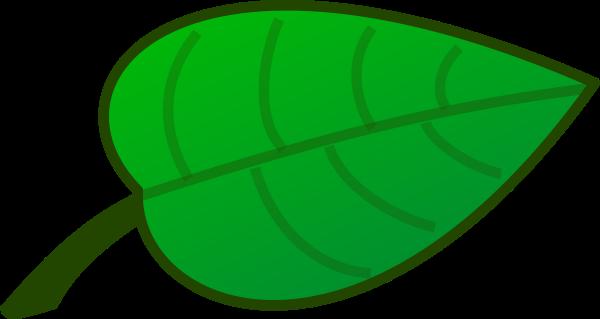 Leaf Clipart Green Clip Art at Clker.com.