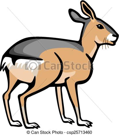 Clip Art Vector of Mara.