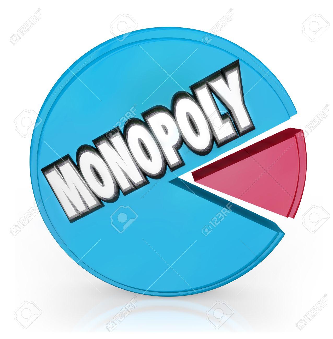 Monopoly Market Clipart.