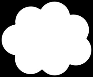 Cloud Clip Art at Clker.com.
