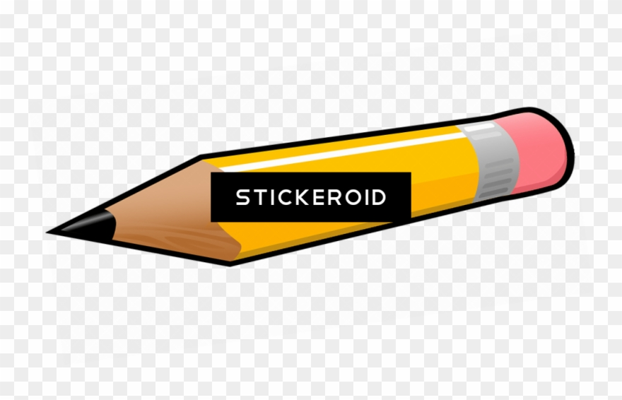 Large Pencil Clipart (#1080505).