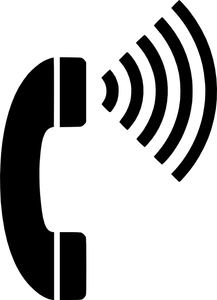 Phone clipart png transparent.