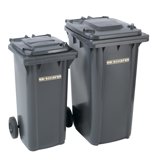 Large Waste Containers by SSI SCHAEFER.