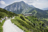 Pictures of Hiking trail, Berchtesgadener Land; Schonau am.