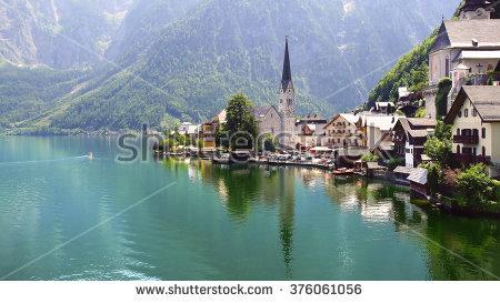 Brienz Village Switzerland Stock Photo 91785434.