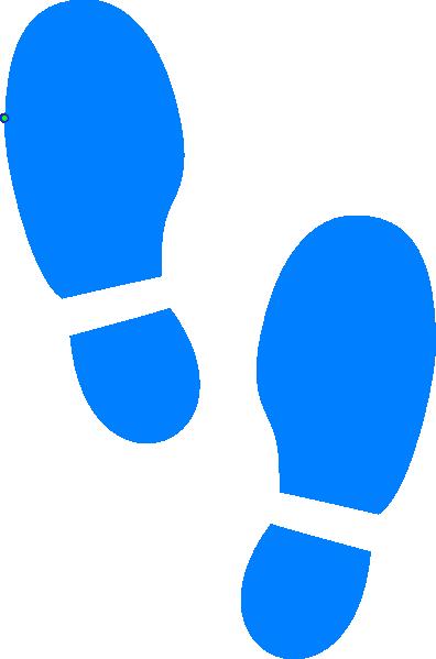 Shoe Print Clip Art at Clker.com.