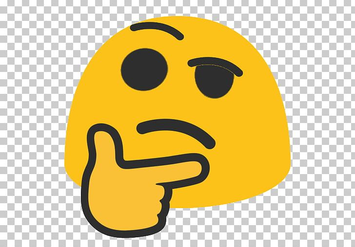 Emoji Discord Thought Emoticon Face PNG, Clipart, Binary.