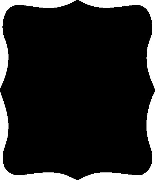Black Bracket, Solid, Black Clip Art at Clker.com.