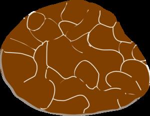 Brown Stone Clip art.