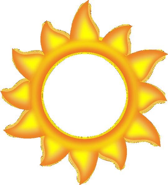A Sun Cartoon Clip Art at Clker.com.