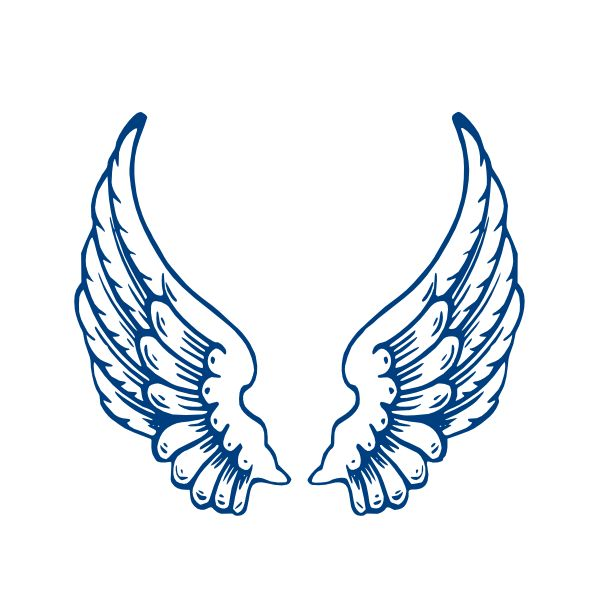 Wings Clip Art.