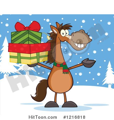 Horses Clipart #2.