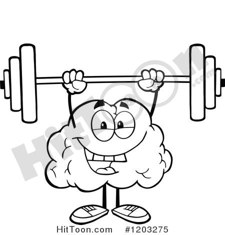 Brains Clipart #2.