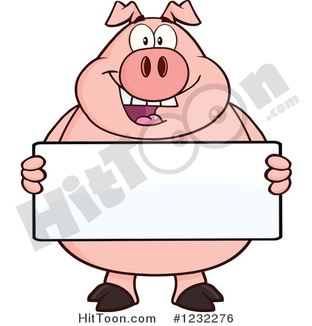 Preview Larger Clipart, Pig Free Free Clipart.