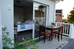 Bed and Breakfast Larkspur Place, East London, South Africa.