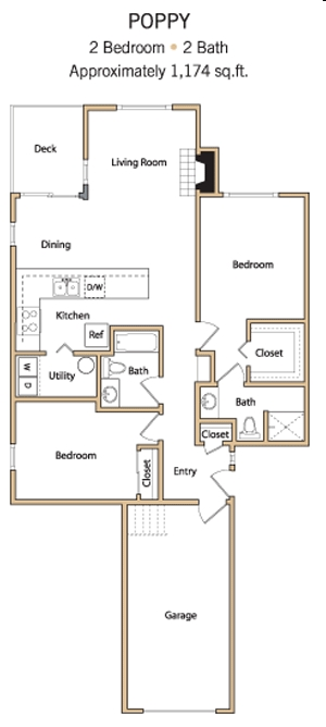 Larkspur Place Apartment Homes Rentals.